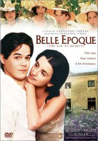 DVD Belle Epoque