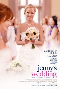 DVD Jenny's Wedding