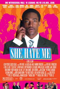 DVD She Hate Me