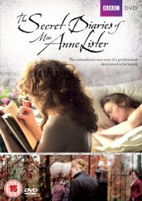 DVD The Secret Diaries of Miss Anne Lister