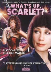DVD What's Up, Scarlet?