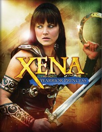 DVD Xena: Warrior Princess