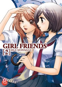 Livre Girl Friends Volume 2