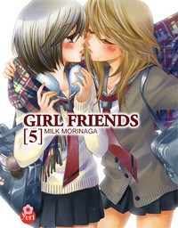 Livre Girl Friends Volume 5