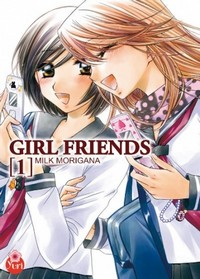 Livre Girl Friends