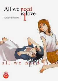 All We Need Is Love - Yuri (manga lesbien)